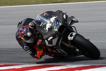KTM MotoGP step forward bigger than imagined, expected by Espargaro