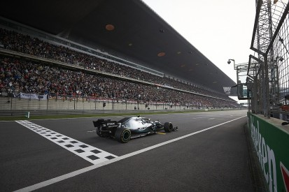 F1 and FIA accept promoter's request to postpone 2020 Chinese GP