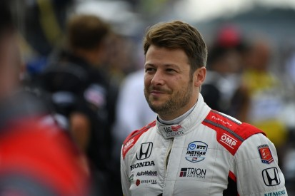 "Andretti returning to driving school after ""worst year"" in IndyCar"