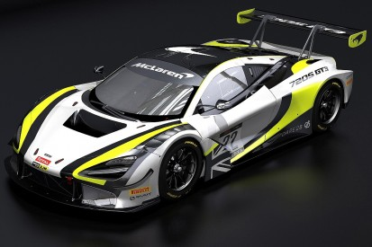 Button's GT World Challenge squad drops Honda to field McLaren GT3