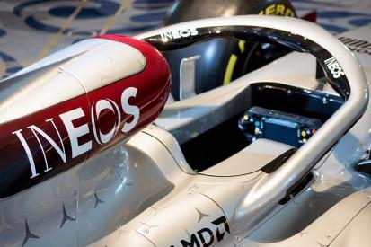 Mercedes reveals new livery for 2020 Formula 1 car