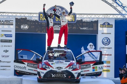 Latvala hopes Toyota Sweden performance triggers more WRC outings