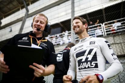 Grosjean: Speaking out immediately helped Haas avoid tough 2020