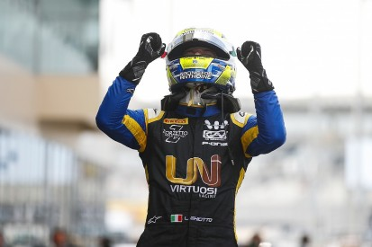 Luca Ghiotto joins Hitech in surprise Formula 2 return