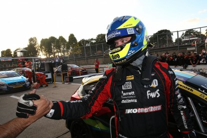 Mat Jackson ends BTCC break with Power Maxed Racing; Plato retained