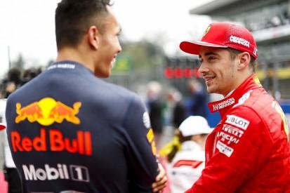 Marko: Ferrari's Leclerc is Formula 1's top non-Red Bull talent