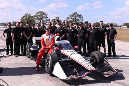 Supercars' Penske driver McLaughlin gets IndyCar debut on Indy circuit