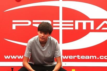 Ex-F1 driver Montoya's son Sebastian to race for Prema in F4 series
