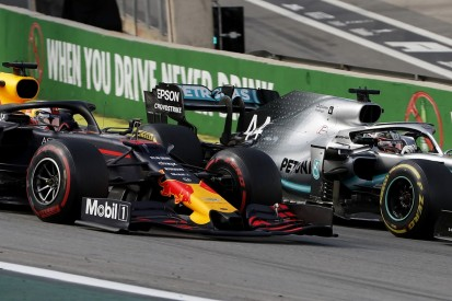 Verstappen: Hamilton one of F1's best of all time but 'no God'