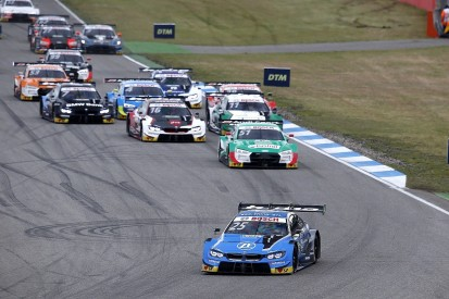 BMW: DTM can survive short-term with two brands after Aston loss