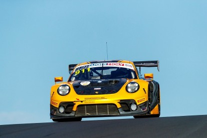 Campbell takes Bathurst 12 Hour pole in crash-strewn qualifying