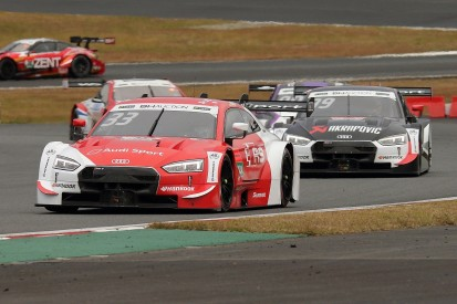 Audi to field unchanged factory DTM line-up in 2020