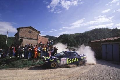 Ex-Colin McRae Subaru set for Castle Combe Rallyday outing