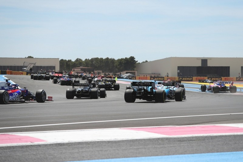 """French GP says Paul Ricard overtaking tweaks would take """"four days"""""""
