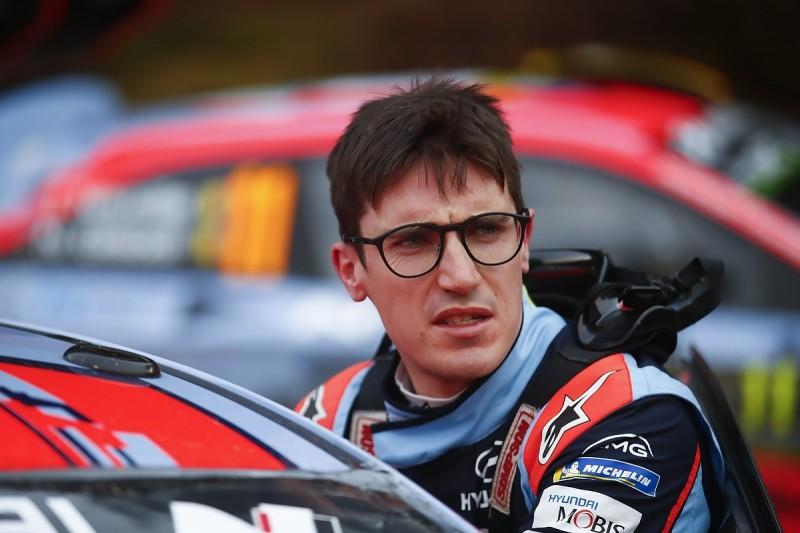 "Hyundai gives Breen ""career lifeline"" WRC Rally Sweden outing"