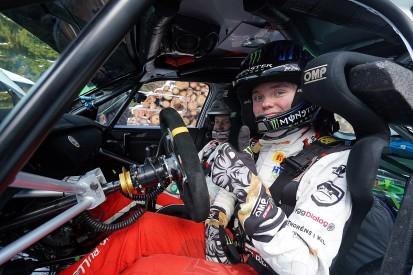 Oliver Solberg secures factory-supported Skoda 2020 WRC programme