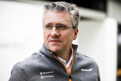 Renault announces start date for veteran F1 tech boss Fry