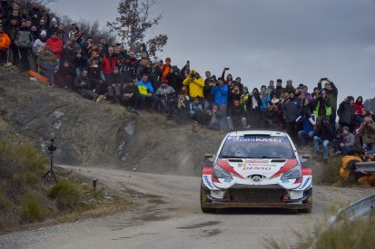 Monte Carlo Rally WRC: Evans snatches lead back from Ogier
