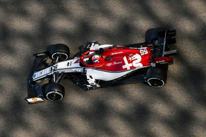 Alfa Romeo to launch 2020 F1 car on first day of pre-season testing