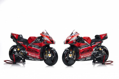 Ducati unveils 2020 MotoGP livery