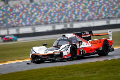 Penske Acura squad leads Daytona 24 Hours practice