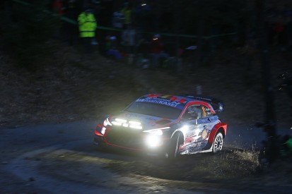 Neuville leads opening night of WRC Monte Carlo