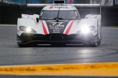 Daytona 24 Hours: Jarvis gives Mazda pole as #7 Penske Acura crashes