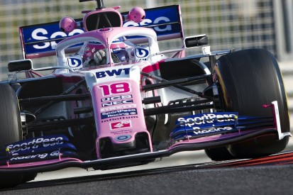 Racing Point to launch 2020 F1 programme two days before testing