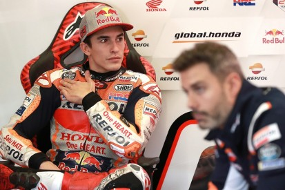 Marquez: Recovery from recent shoulder injury harder than last year's