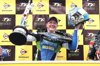 Three-time TT winner Harrison extends Silicone Engineering stay to '21