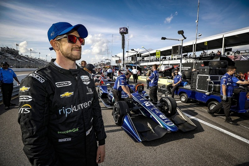 Kimball lands full-time IndyCar drive with AJ Foyt Racing