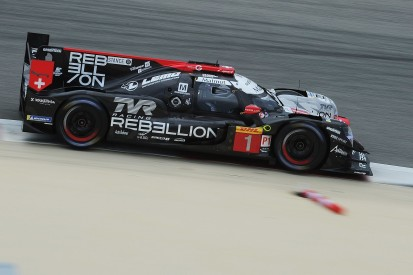 Rebellion a threat in WEC title race - Toyota