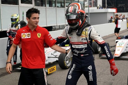 Ferrari signs Leclerc's brother to its F1 junior programme
