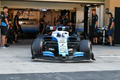 Williams F1 team explains factors in Nissany test driver decision
