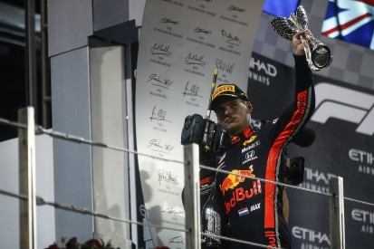 Verstappen: Red Bull wants to go back to dominating F1