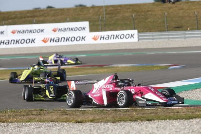 All-female W Series to race on US and Mexican GP F1 support package