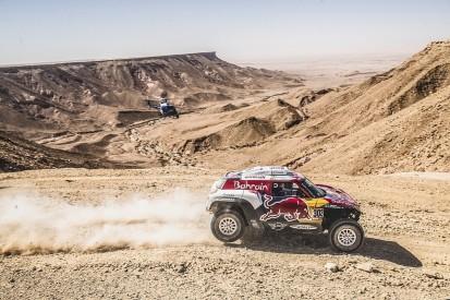 Dakar Rally 2020: Peterhansel wins stage nine, Sainz's lead slashed
