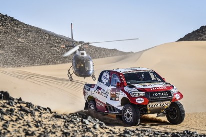 Alonso has already 'exceeded all personal goals' in Dakar debut