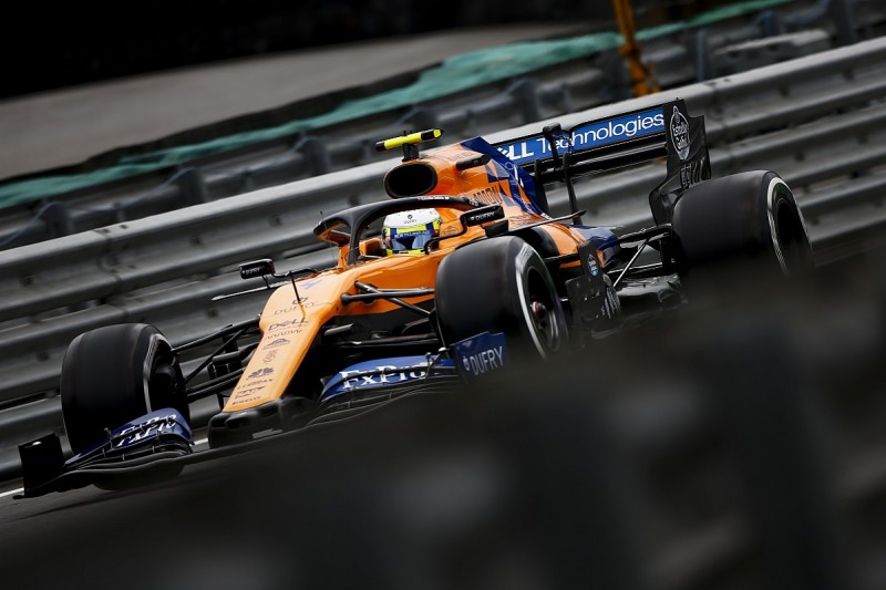 """Brown: McLaren doesn't expect repeat of """"huge step"""" in F1 2020"""