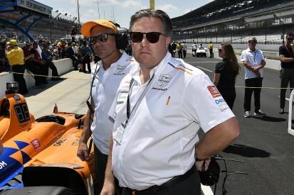 "Zak Brown on McLaren's ""pretty stupid"" Indy 500 mistakes"