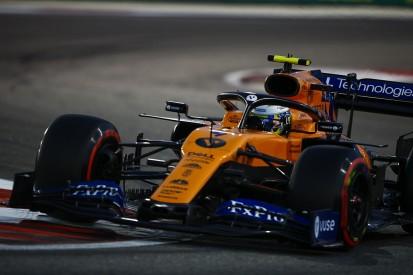 Norris: McLaren working to solve F1 cornering weakness for 2020 car