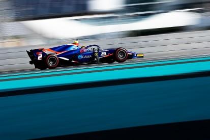 Red Bull and Honda junior Yuki Tsunoda joins Carlin in Formula 2