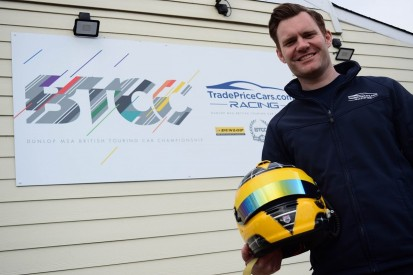 British GT champion Gornall takes Audi seat after Blundell's BTCC exit