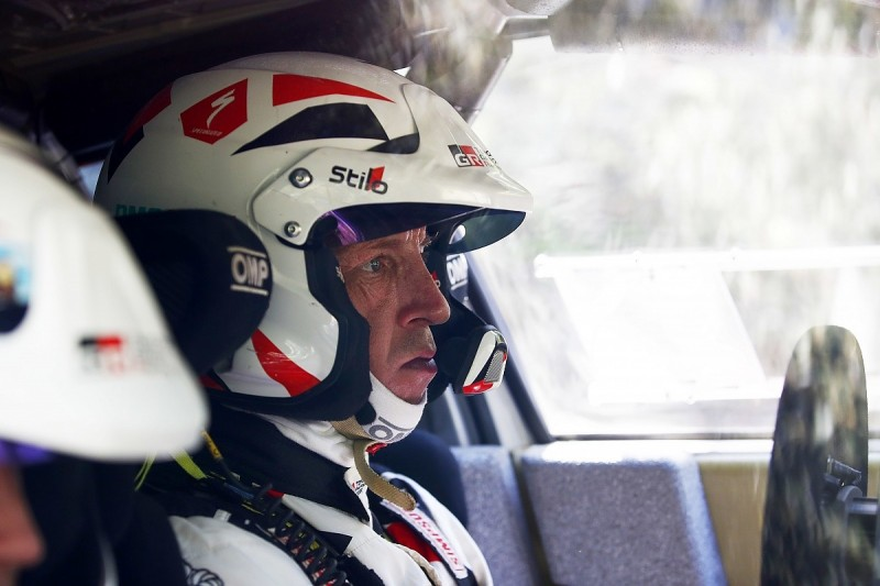 Meeke accepts full-time WRC career is over, now exploring options