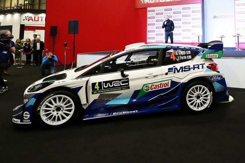 M-Sport's Fiestas to run retro Delecour-inspired WRC livery in 2020