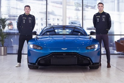 Ex-Ford drivers Tincknell, Westbrook get Aston Martin Le Mans seats