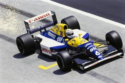 Williams FW14B Formula 1 car innovation wins Autosport Show award