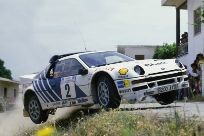 McRae, Burns cars highlight 60 years of rallying at Autosport Show
