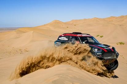 Dakar Rally 2020: Mini's Terranova takes lead, Alonso hits trouble