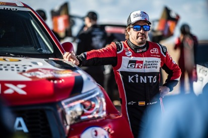 "Dakar 2020: Toyota's Alonso blames crash on ""zero visibility"" in dust"